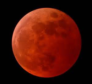 Blood Moon – October 8, 2014 – Prayer In Every City