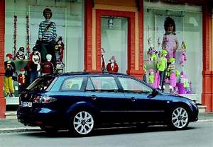 Mazda6 Elégance : fiche technique mazda mazda6 fastwagon 2 0 mzr cd 143 el gance ann e 2005 ~ Gottalentnigeria.com Avis de Voitures