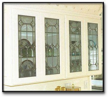 beveled kitchen cabinet doors 25 best ideas about leaded glass cabinets on 4616