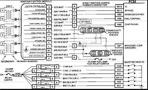 Acdelco Buick Lesabre Wiring Diagram by 1994 Buick Lesabre Vech Will Start Cold After Has Warmed