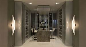 Any Connoisseur39s Dream Modern Wine Cellar Designs