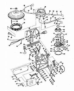 Johnson Ignition System Parts For 1971 100hp 100esl71c Outboard Motor