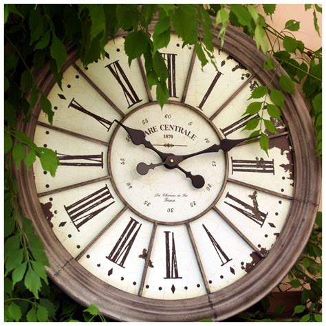 horloges de cuisine horloge decoration cuisine
