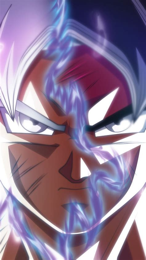 wallpaper goku ultra instinct dragon ball super