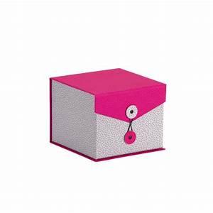 Boite De Rangement Papier : bo te de rangement 39 r ssler papier peggy 39 rose gris cm la fourmi creative ~ Teatrodelosmanantiales.com Idées de Décoration