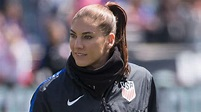 Hope Solo announces she's running for U.S. Soccer ...