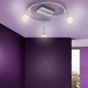 Deckenlampe Badezimmer Led : 9w smd led deckenlampe flur decken leuchte strahler spot badezimmer beleuchtung ~ Markanthonyermac.com Haus und Dekorationen