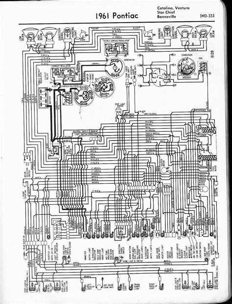 Free Auto Wiring Diagram Pontiac Catalina Ventura