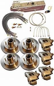 Titan Disc Brake Kit And Aero 7500 Actuator