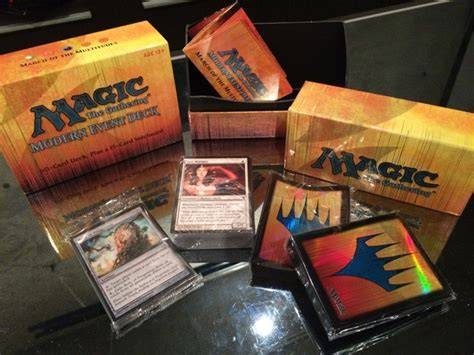Mtg Preconstructed Decks 2014 by Magic The Gathering Modern Event Deck