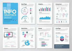 Free Infographic Brochure Template