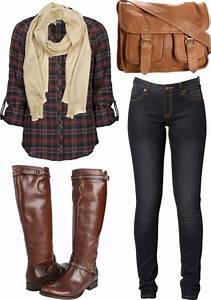 College outfit on Tumblr