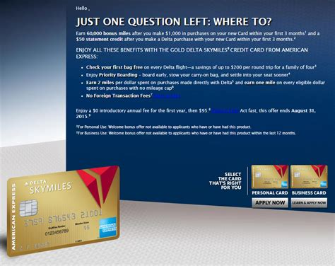 [offer Expired] New 60k Offers On Gold Delta Skymiles Business Card Printing Chicago Print Hamilton Bangkok Template Psd Plan Example Tourism Photoshop Same Day Cards Glendale Ca