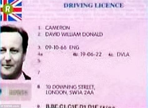 Fraudsters Who Sold Fake David Cameron Ids Jailed