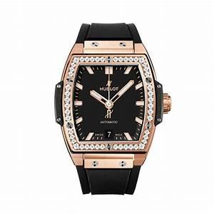 Montre Hublot Geneve : hublot spirit of big bang king gold diamonds hublot webshop ~ Nature-et-papiers.com Idées de Décoration