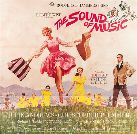 1965, The Sound Of Music  Film, Genres  The Red List