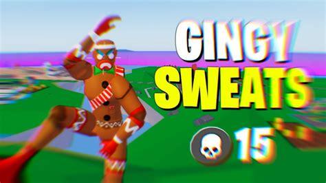 gingerbread skin gave  op powers strucid roblox