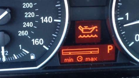How To Check The Engine Oil Level On A Bmw E70 E90 E92 E87