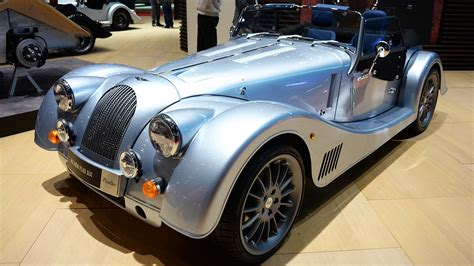 Morgan 2019 :  Back To The Future At Geneva 2019