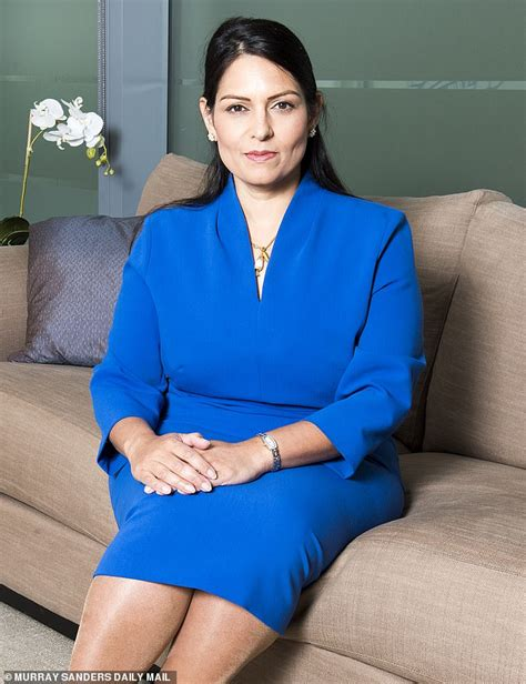 Priti Patel to mount a crackdown on foreign criminals ...