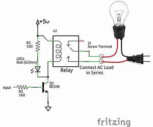 Interface Arduino 5v Relay And Control Ac Appliances  Also