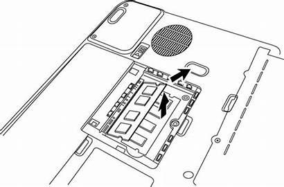 Remove Ram Laptop Inc Toshiba Courtesy Credit