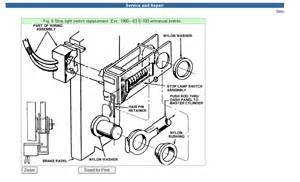 Wiring Diagram For Brake Switch On 2007 Ford E250 Van