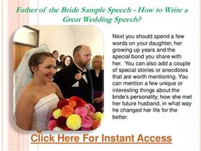great wedding speeches of the sle speech how to write a great wedding spee