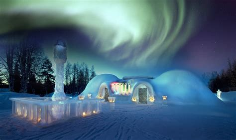 hotels to see northern lights northern lights or aurora borealis best places and time to