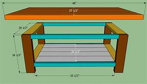 coffee table plans design images photos pictures With easy to build coffee table