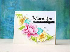 Altenew Garden Treasures card by Laura Bassen Cards