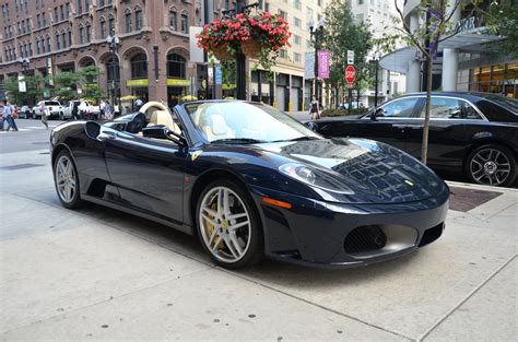 2008 F430 Spider by Used 2008 F430 Spider For Sale 157 800