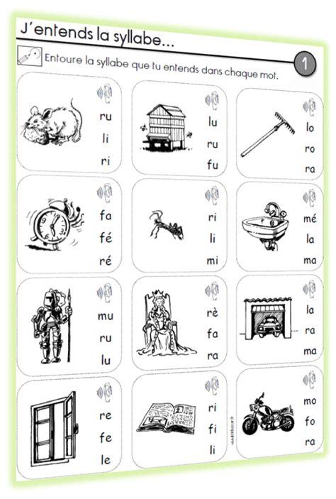 foto de Exercices de lecture / phonologie CP Chez Lutin Bazar