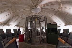 Spaceflight Now | Photos: The safety cavern under Apollo ...