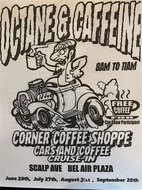 You can see how to get to the corner coffee shoppe on our website. Corner Coffee Shoppe - Johnstown, Pennsylvania - Menu, Prices, Restaurant Reviews   Facebook