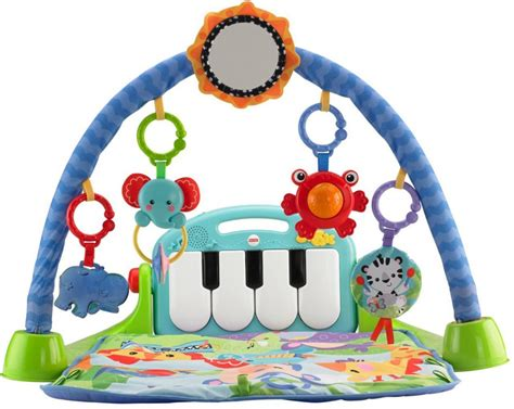 fisher price piano mat fisher price kick and play piano baby activity playmat