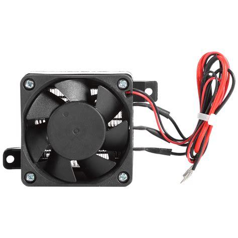small fan for car portable constant temperature ptc fan car electric heater