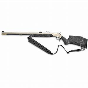 Cva Optima Pro 45 Cal Muzzleloader Nickel Black