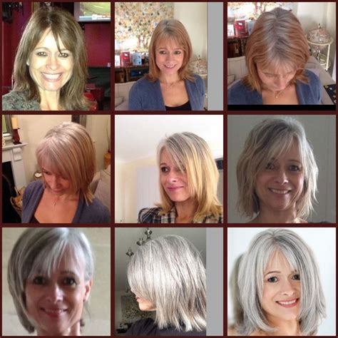 1337 Best Images About Gorgeous Gray Hair On Pinterest