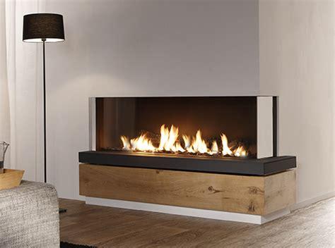 bidore  element corner direct vent gas fireplace