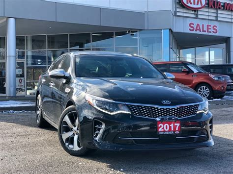 Kia Optima Turbo For Sale by Used 2017 Kia Optima Sxl Turbo For Sale 28900 0