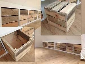Möbel Dachschräge Ikea : jeder kennt wohl die kallax schr nke von ikea nachstehend 11 fantastische ideen zum ~ Orissabook.com Haus und Dekorationen