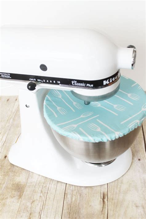 kitchenaid mixer bowl cover lauras crafty life