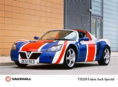 Vauxhall E01 Vx220