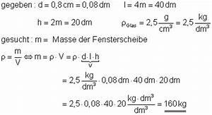 Kubikmeter Berechnen : dichte ma einheiten umwandeln dichte mathelounge ~ Themetempest.com Abrechnung