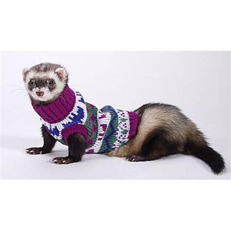 ferret sweaters marshall ferret sweater 1800petsupplies com ferrets