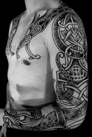 328 best images about vikINK on Pinterest | Thors hammer, Ink and The vikings