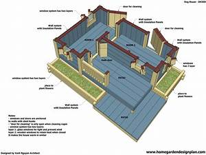 easy dog house plans insulated dog house plans house With insulated dog house plans pdf