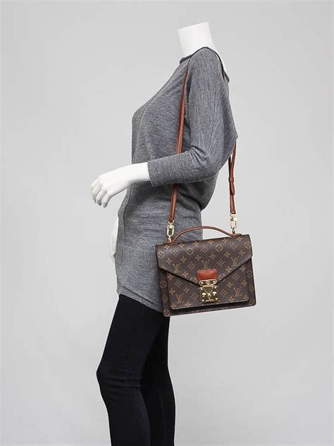 louis vuitton monogram canvas monceau briefcase bag yoogis closet