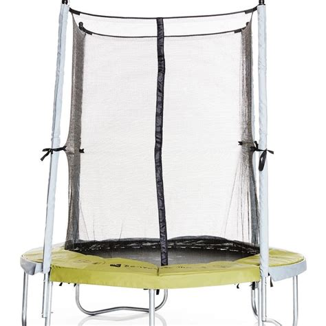 ft essential  trampoline decathlon